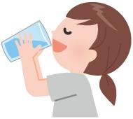 まず、前提として普段の水分摂取はお茶・お水です!